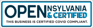 Open & Certified Pennsylvania